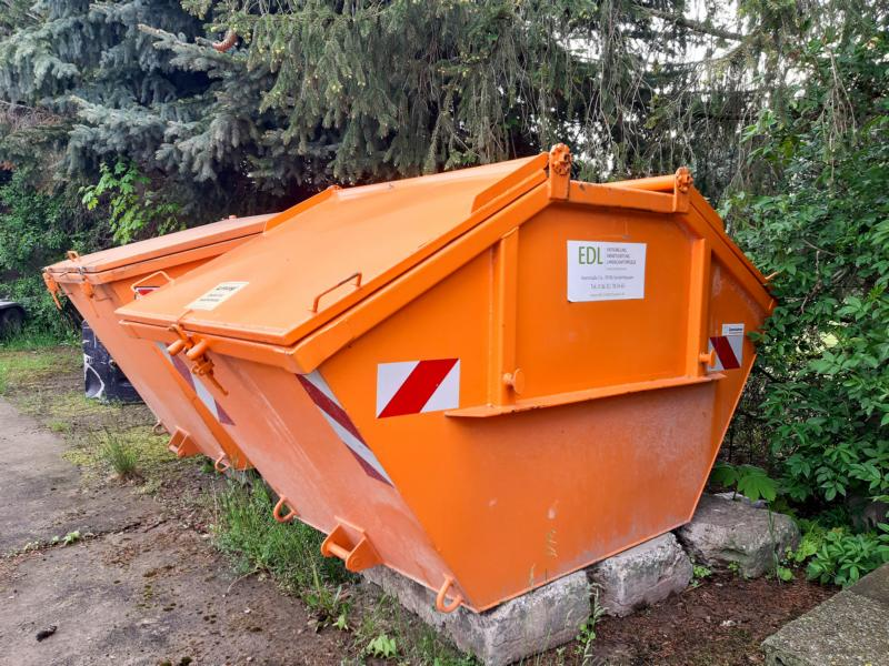 Container mit Deckel EDL